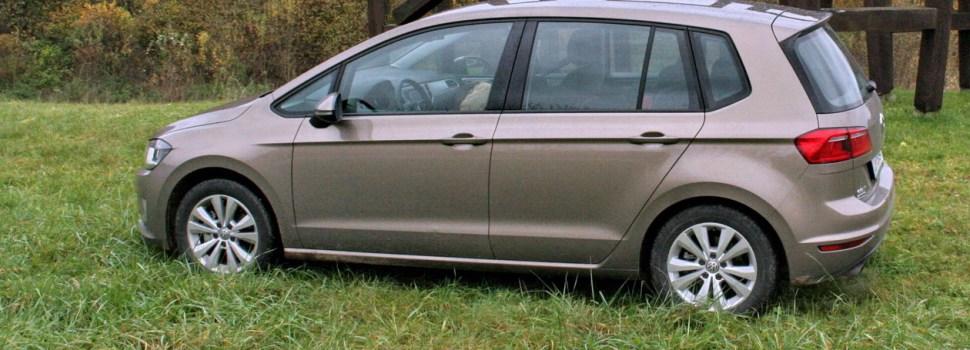 volkswagen golf sportsvan 1 4 tsi comfortline. Black Bedroom Furniture Sets. Home Design Ideas