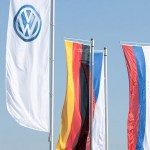 Volkswagen omejuje proizvodnjo v Rusiji