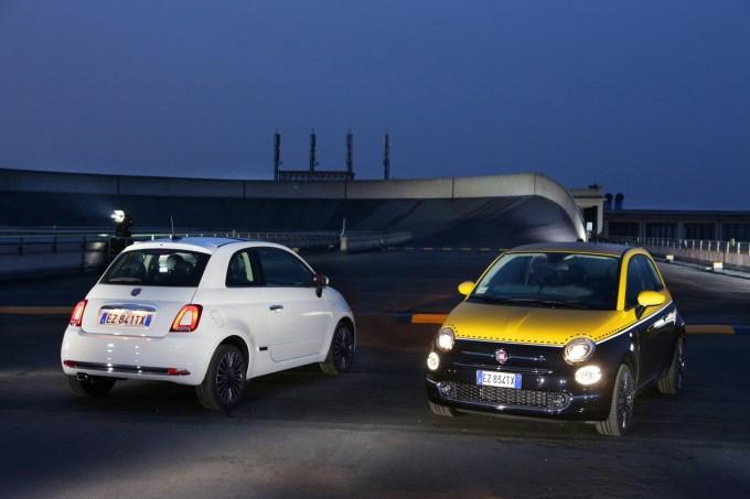 Ikona italijanske avtomobilske industrije ostaja podobna originalu iz leta 1957: Fiat 500.