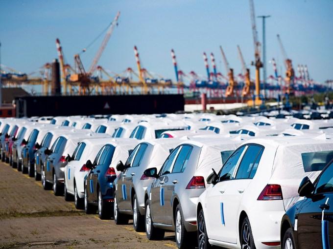 Nemčija je najpomembnejši evropski avtomobilski trg, tako je bilo tudi septembra.