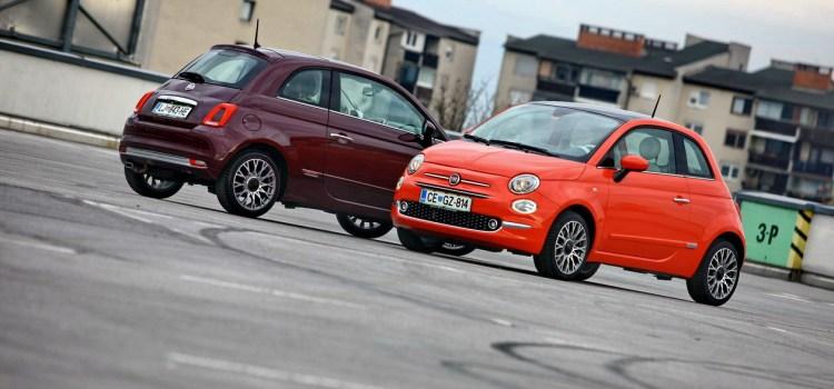 Fiat 500: na slovenskem trgu