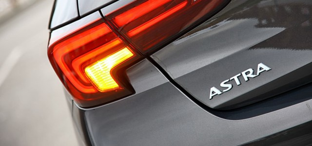 Opel Astra: na slovenskem trgu