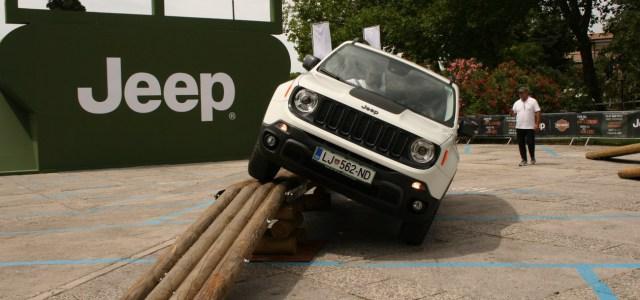 Harleyji in Jeepi na slovenski Obali