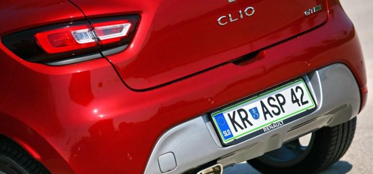 Renault Clio: prenovljen na slovenskem trgu