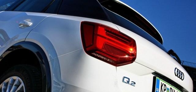 Audi Q2: na slovenskem trgu