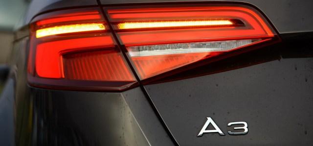 Audi A3 Sportback 1.0 TFSI Basis