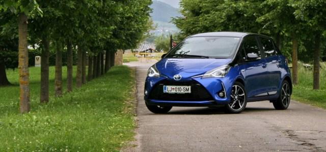 Toyota Yaris in Prius PHV: na slovenskem trgu