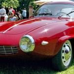 Alfa Romeo Giulietta SS Prototipo 1957: 'Best of Show'