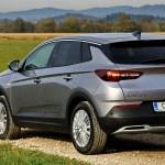 Opel Grandland X: na slovenskem trgu
