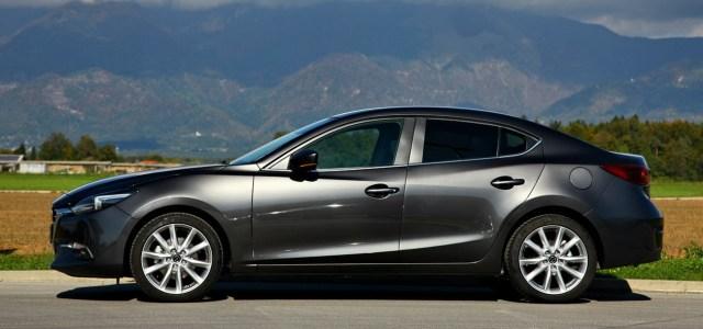 Mazda3 G120 Revolution