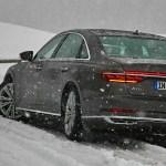 Audi A8: na slovenskem trgu