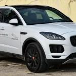 Jaguar E-Pace: na slovenskem trgu