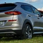 (Prenovljeni) Hyundai Tucson: na slovenskem trgu