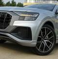Audi Q8: na slovenskem trgu