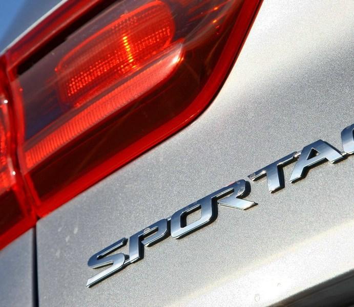 Kia Sportage: prenovljena na slovenskem trgu