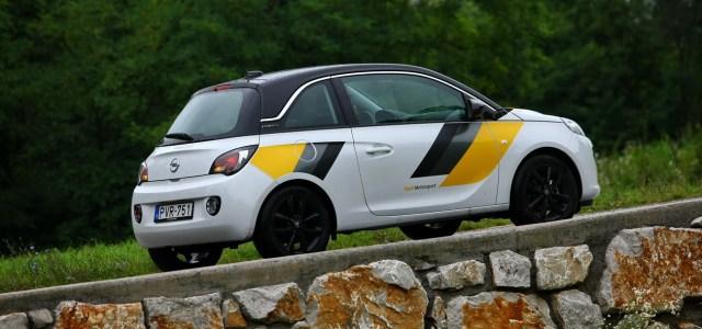Opel Adam 1.4 74 kW Jam Motorsport Edition
