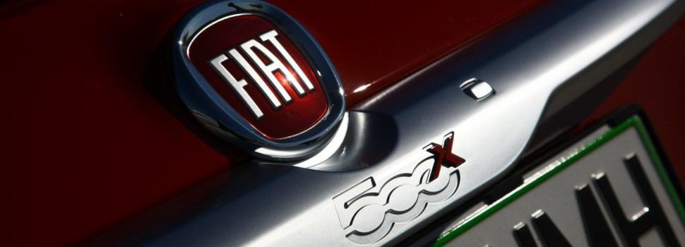 Fiat 500X: prenovljen na slovenskem trgu