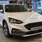 Ford Focus Active: na slovenskem trgu