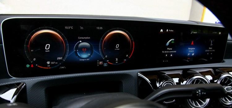 Mercedes-Benz CLA: na slovenskem trgu