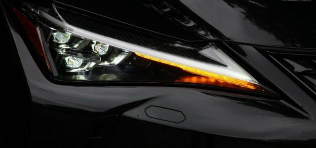 Lexus UX: na slovenskem trgu