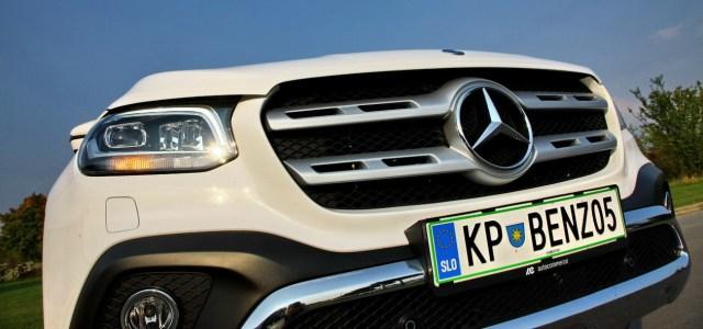 Mercedes-Benz X 250 d 4Matic Power