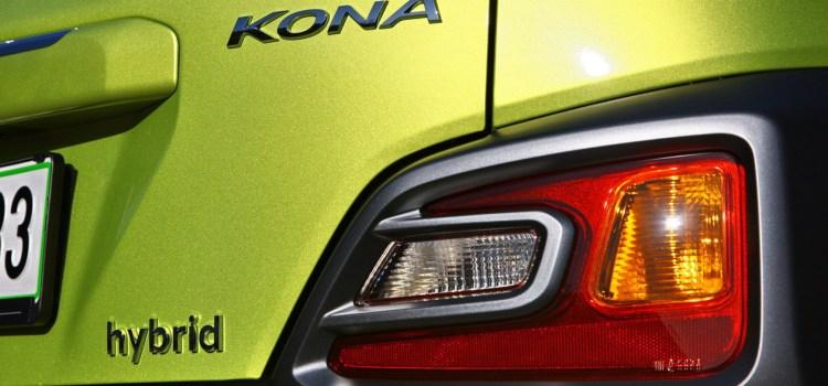 Hyundai Kona Hybrid: na slovenskem trgu