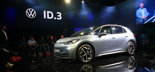 Volkswagen ID.3: slovenska predpremiera