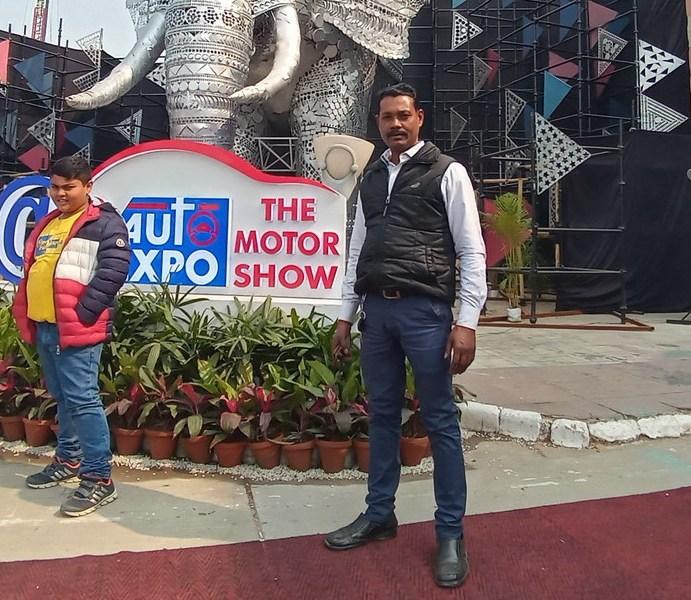 SALON: INDIA AUTO EXPO 2020