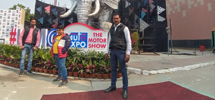 SALON: INDIA AUTO EXPO 2020
