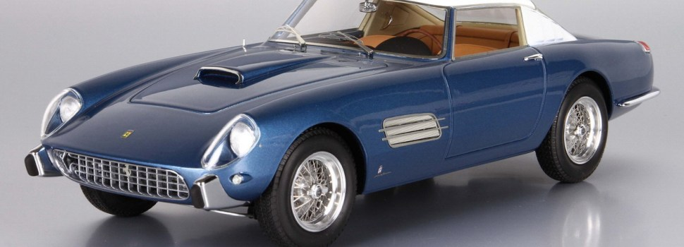 Ferrari 410 Superfast 1957