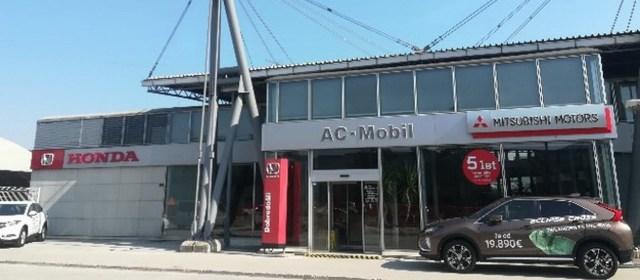 AC Mobil: prenovljen salon v Ljubljani