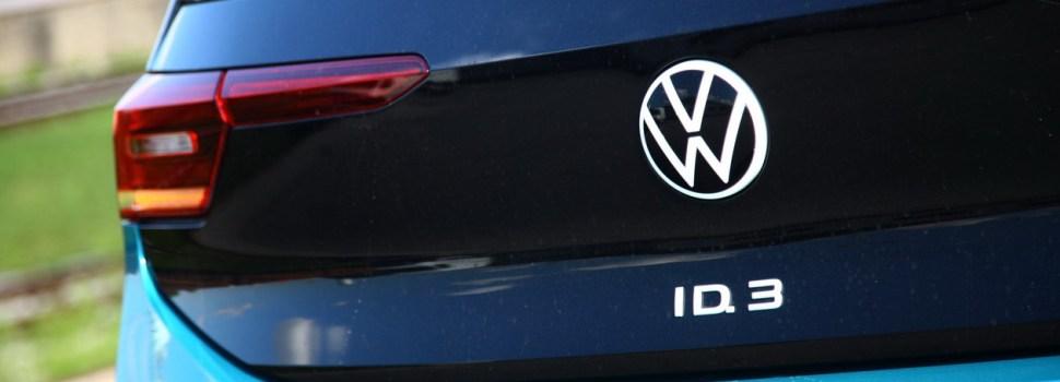 Volkswagen ID.3: na slovenskem trgu