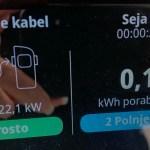 Prigode in nezgode z elektromobilom