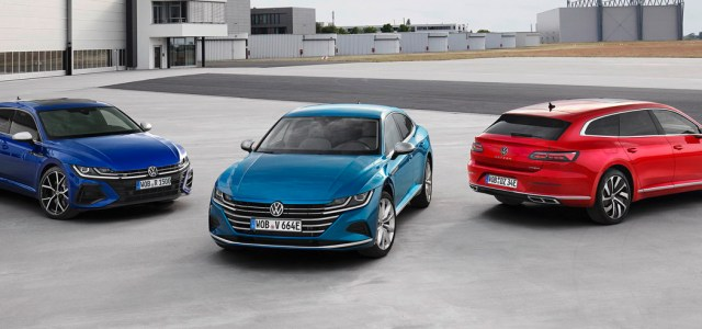 Volkswagen Tiguan in Arteon: (prenovljena) na slovenskem trgu