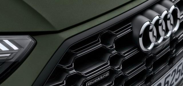 Audi Q2 in Q5: prenovljena na slovenskem trgu