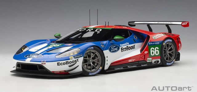 Ford GT – Autoart