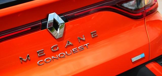 Renault Mégane Conquest: na slovenskem trgu