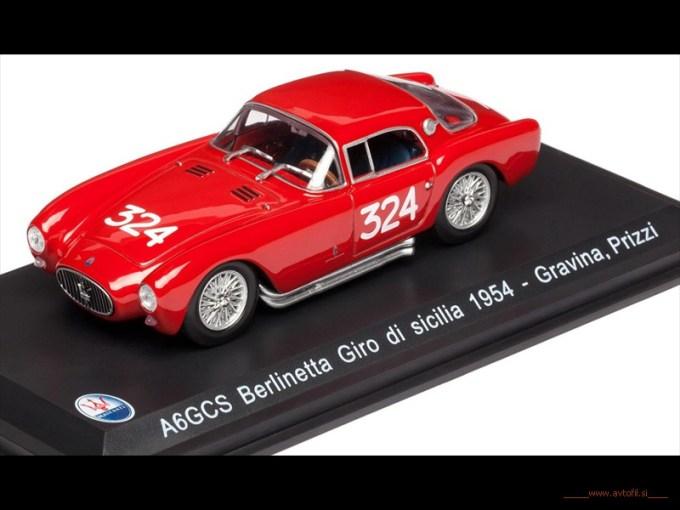 A6 GCS 2000 Berlinetta 1954 F