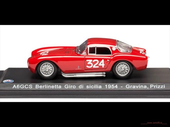 A6 GCS 2000 Berlinetta 1954 S