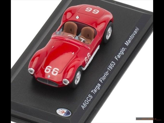 A6GCS Targa Florio-1953 Fangio, Mantovani T