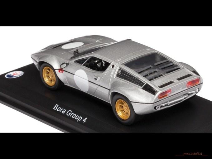Bora GR4 1974 Bianco R