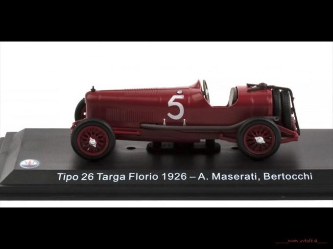 Tipo 26 Rossa 1926 S
