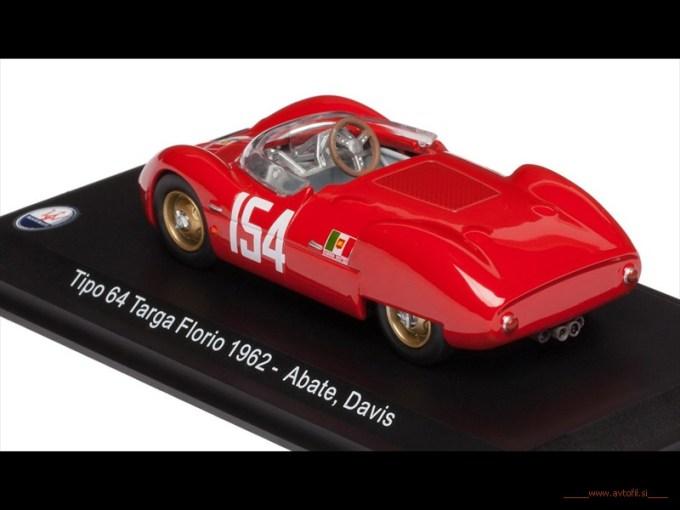 Tipo 63 Targa Florio 1962 R