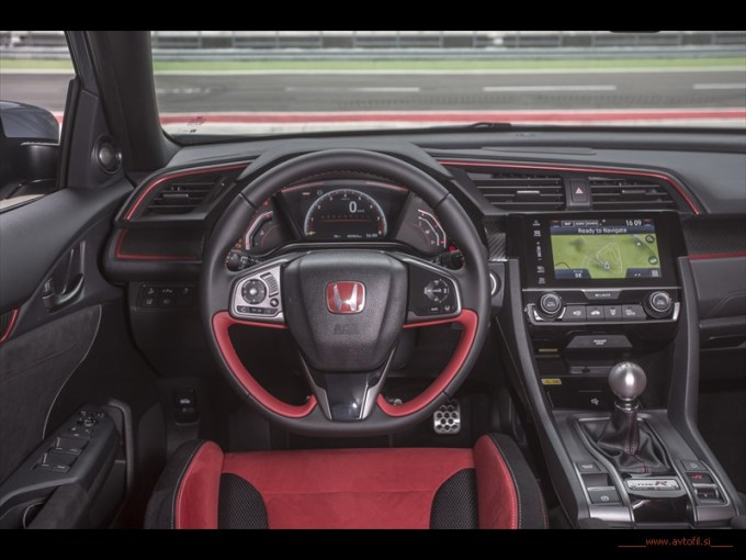 2017 Honda Civic Type R (43)