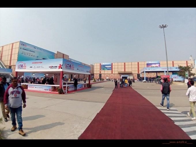 India Auto Expo 03