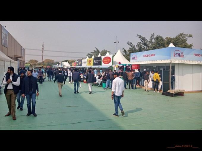 India Auto Expo 07