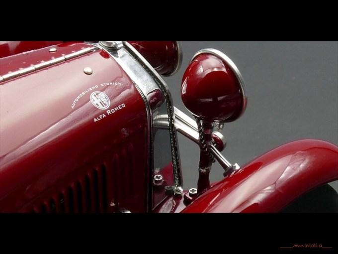 ALFA 6C 1750 GS 1930 CMC 2