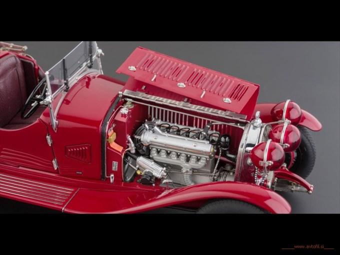 ALFA 6C 1750 GS 1930 CMC 4