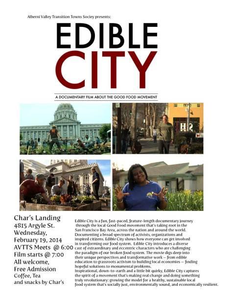 WebEdible-City