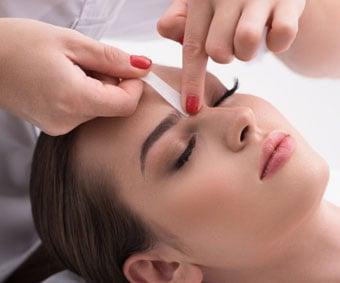 eyebrow waxing day spa madison wisconsin